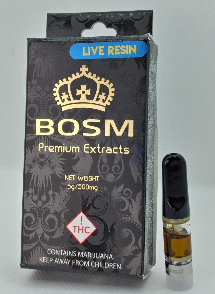 BOSM Cartridge